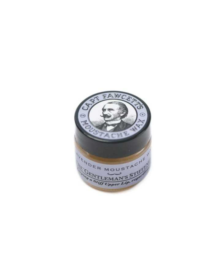 Captain Fawcett Moustache wax Lavender 15 ml