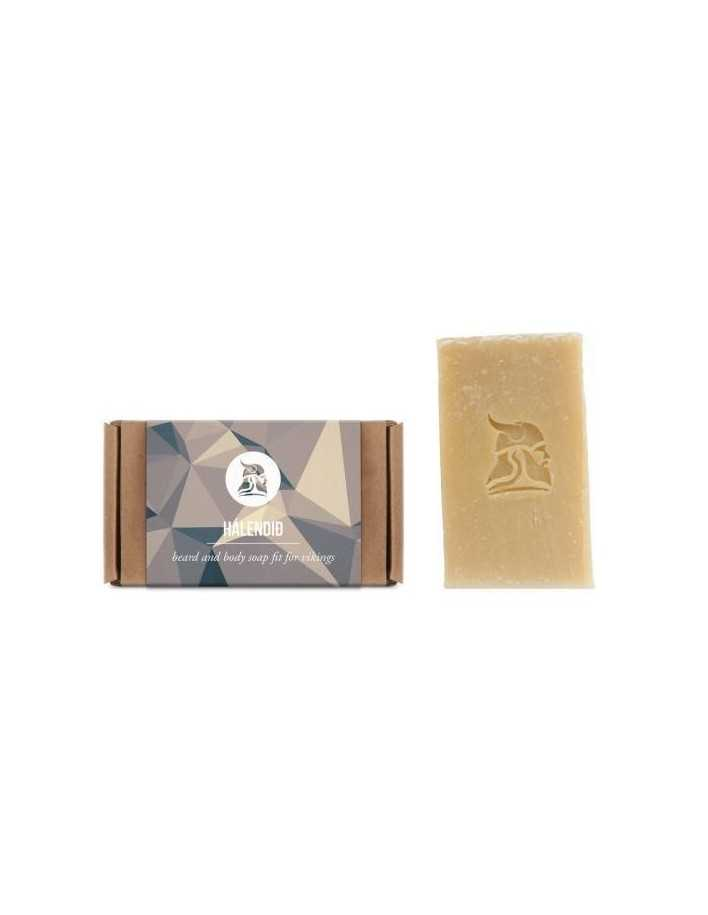 Fit For Vikings Hálendið Beard and Body Beer Soap 110gr 2861 Fit For Vikings Beard Soap €19.90 €16.05