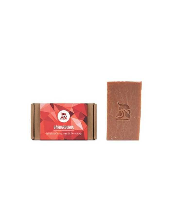 Fit For Vikings Bárðarbunga Beard and Body Beer Soap 110gr 2862 Fit For Vikings Σαπούνι Γενιών €19.90 €16.05
