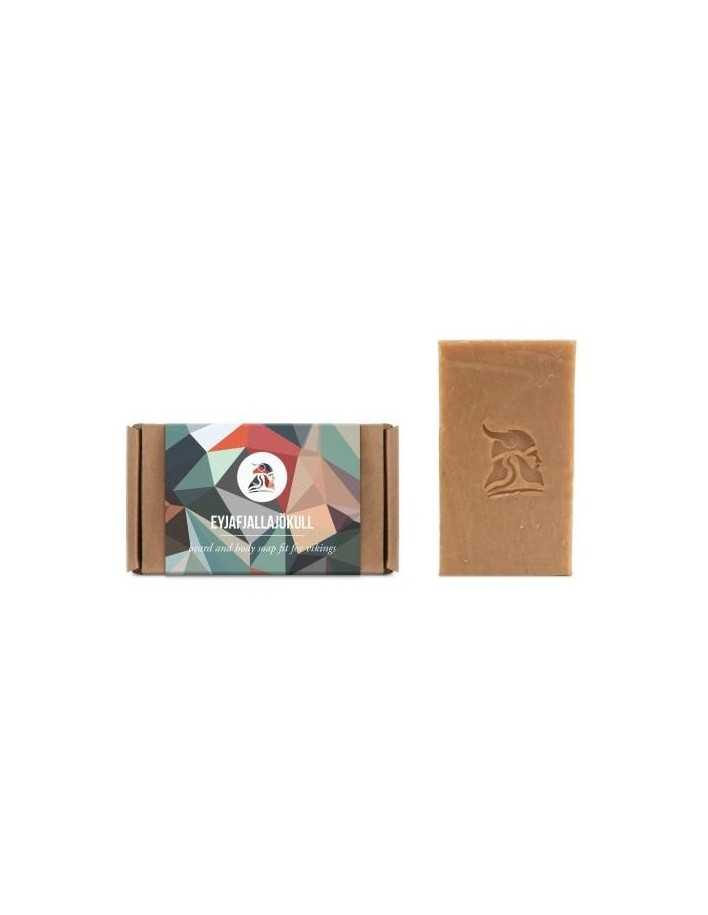 Fit For Vikings Eyjafjallajökull Beard and Body Beer Soap 110gr 2863 Fit For Vikings Σαπούνι Γενιών €19.90 €16.05