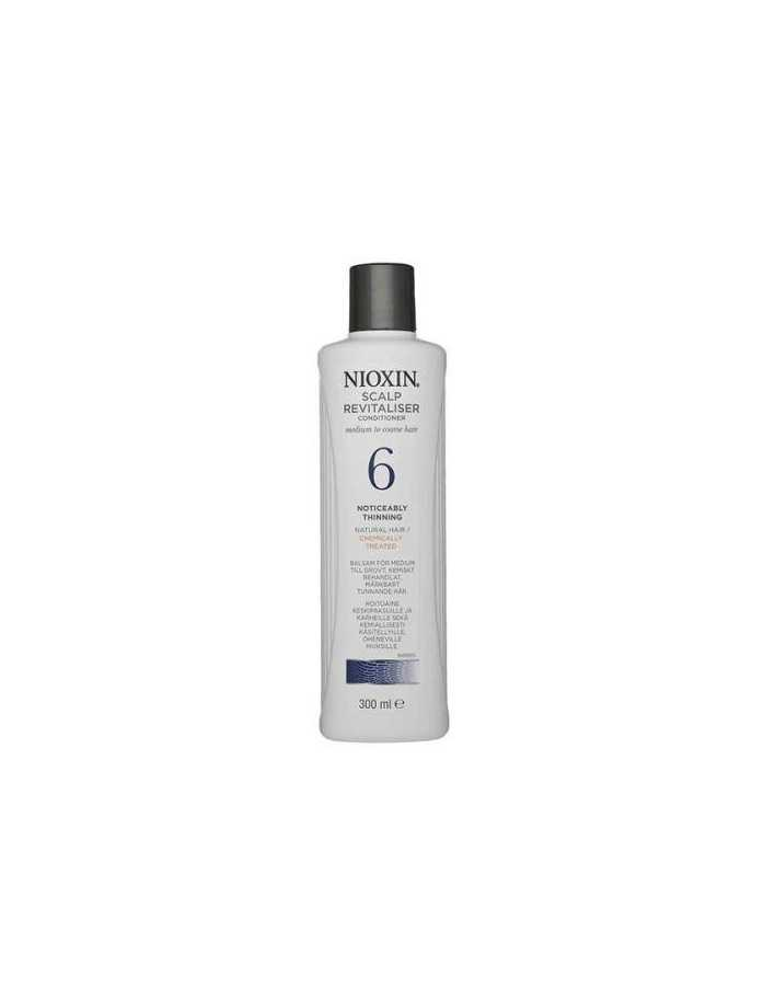 Nioxin System 6 Scalp Revitaliser Conditioner 300 ml 3029 Nioxin Nioxin €10.39 €8.38