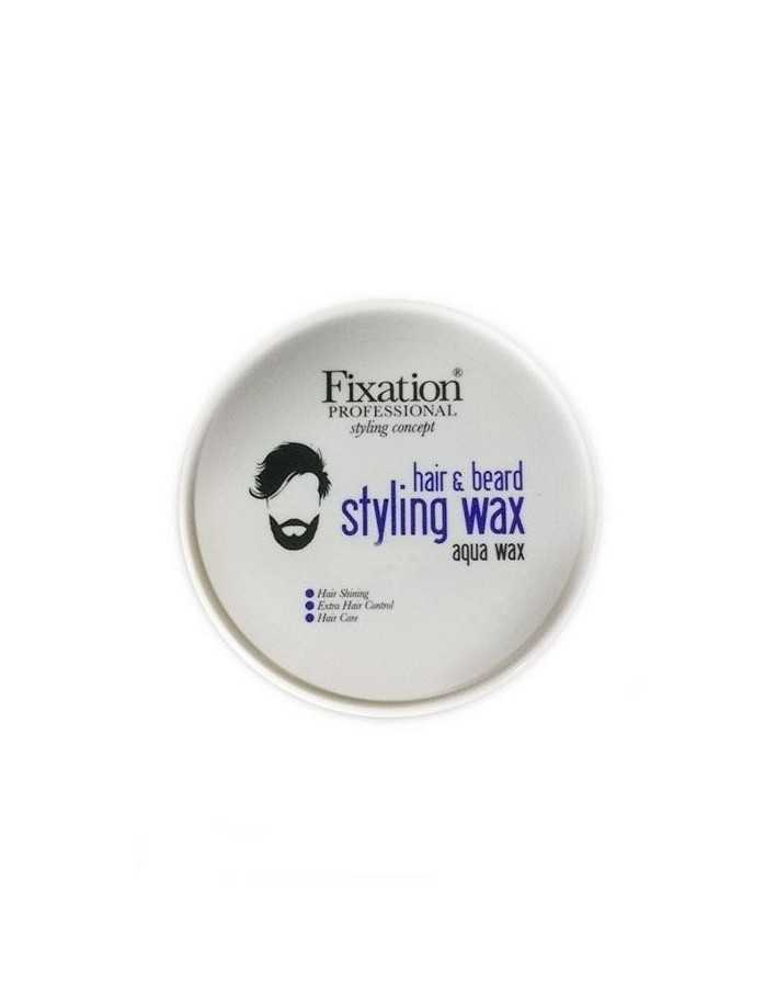 Fixation Professional Hair & Beard Styling Wax 150ml