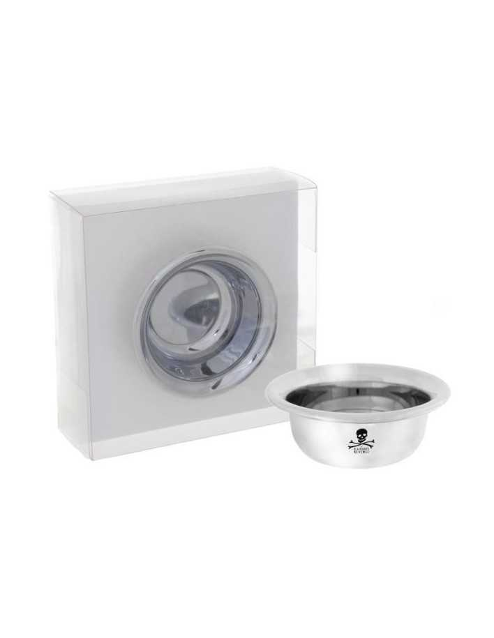 The Bluebeards Revenge Chrome Shaving Bowl 3145 The Bluebeards Revenge Μπώλ €24.90 €20.08