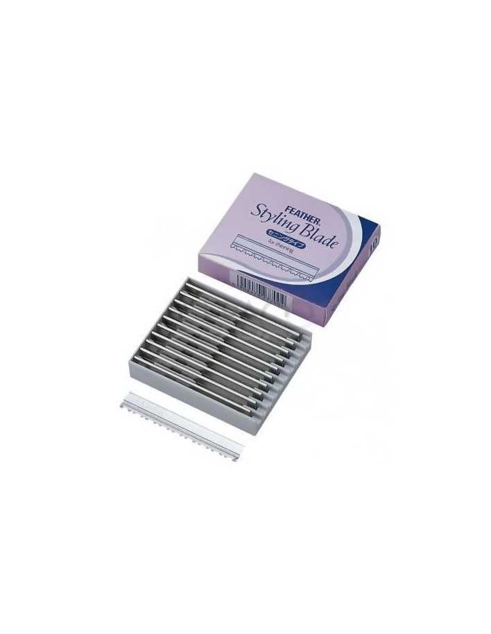Feather Styling For Thinning 10 Blades 3181 Feather Razor Blades €14.90 €12.02