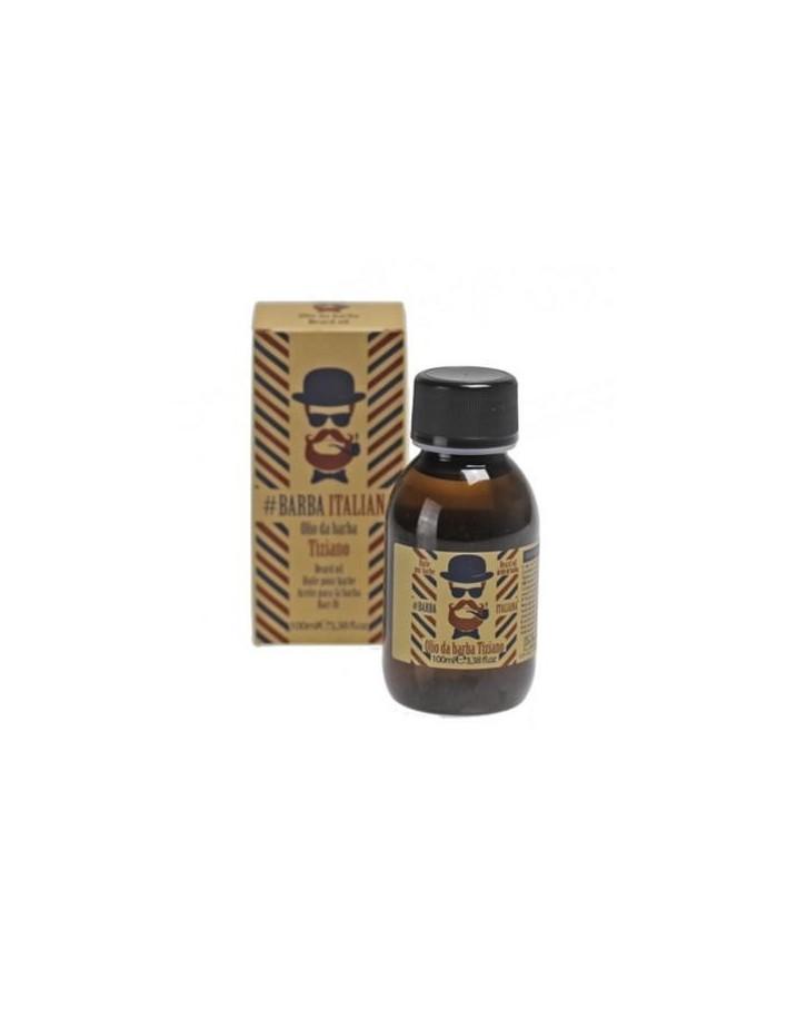 Barba Italiana Beard Oil Tiziano 100ml 3267 Barba Italiana Beard Oil €27.00 -21%€21.77