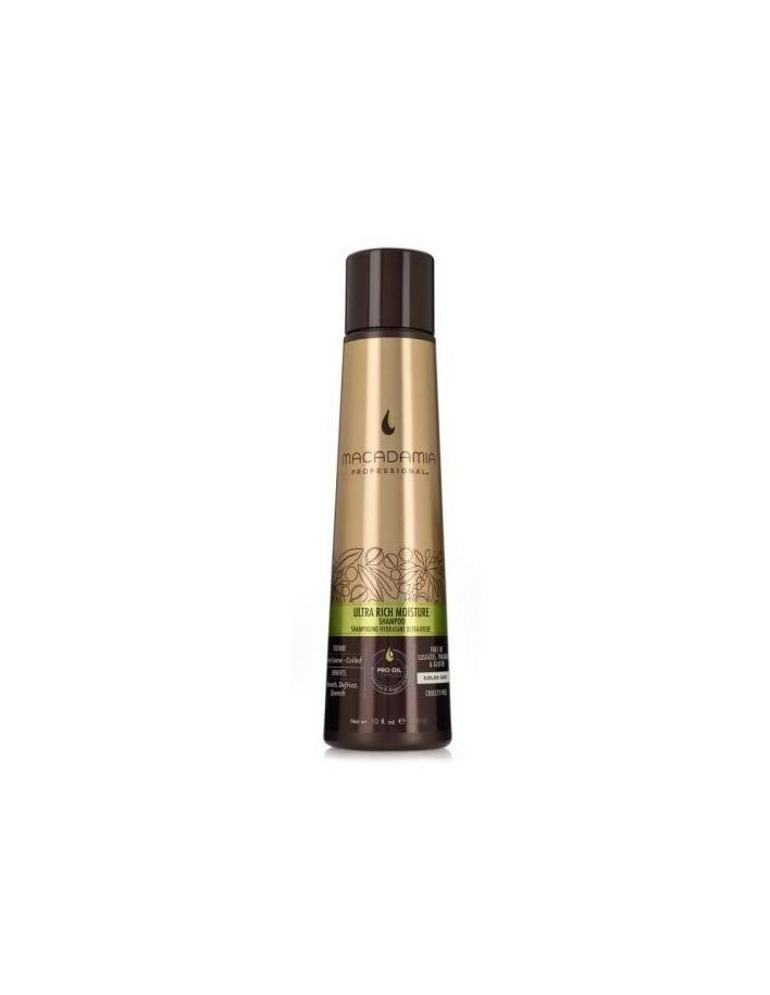 Macadamia Ultra Rich Moisture Shampoo 100ml 3301 Macadamia Σαμπουάν €8.00 -10%€6.45