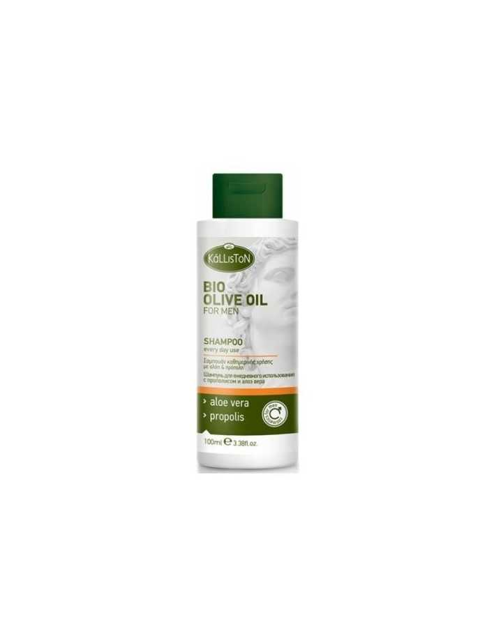 Kalliston Bio Olive Oil Shampoo For Men 100ml 3343 Kalliston Natural Care Για Άντρες €3.80 €3.06