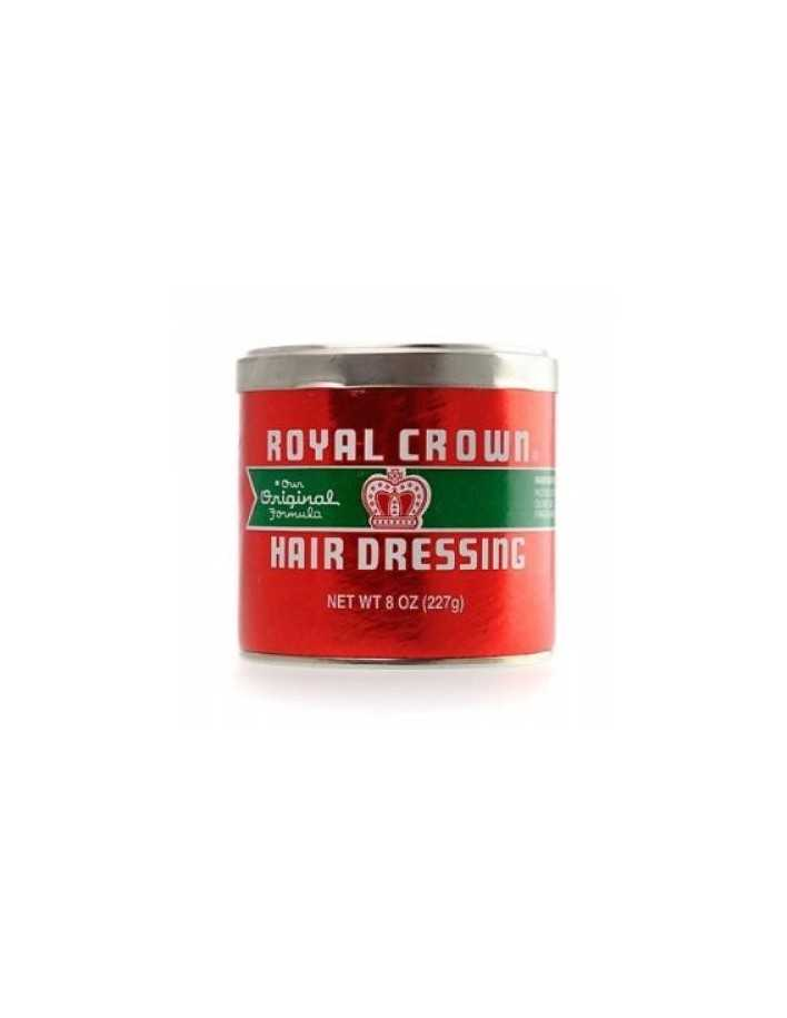 Royal Crown Hair Dressing Pomade 227 gr 0491 Royal Crown Medium Pomade €11.90 product_reduction_percent€9.60
