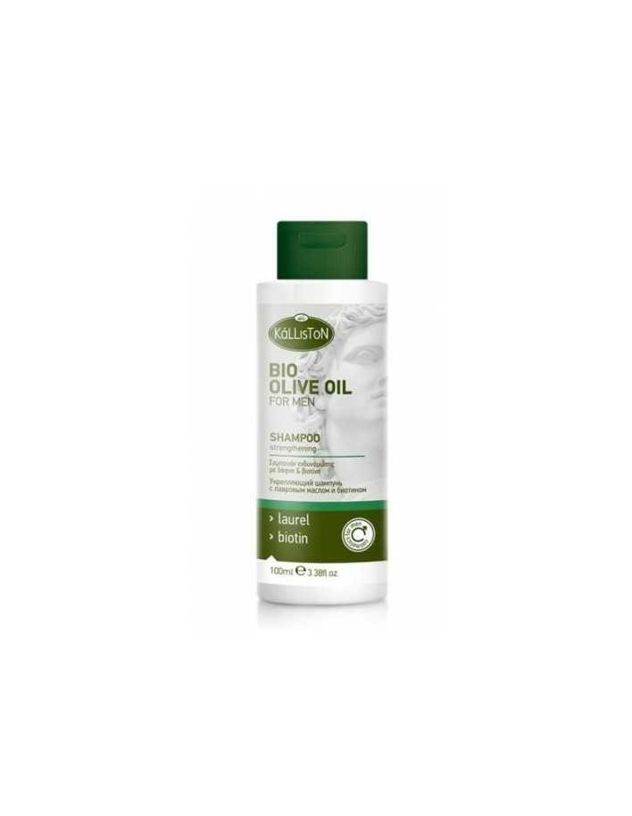Kalliston Bio Olive Laurel & Biotin Shampoo 100ml 3388 Kalliston Natural Care Για Άντρες €3.80 €3.06