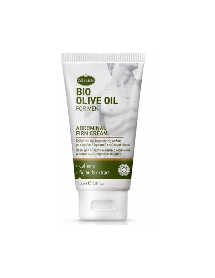 Kalliston Bio Olive Abdominal Firm Cream 150ml 3390 Kalliston Natural Care Κρέμες €12.90 €10.40
