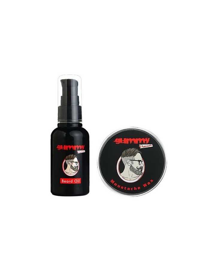 Gummy Pack Beard Oil 50ml & Mustache Wax 20ml 3445 Gummy Beard Offers €22.99 product_reduction_percent€18.54