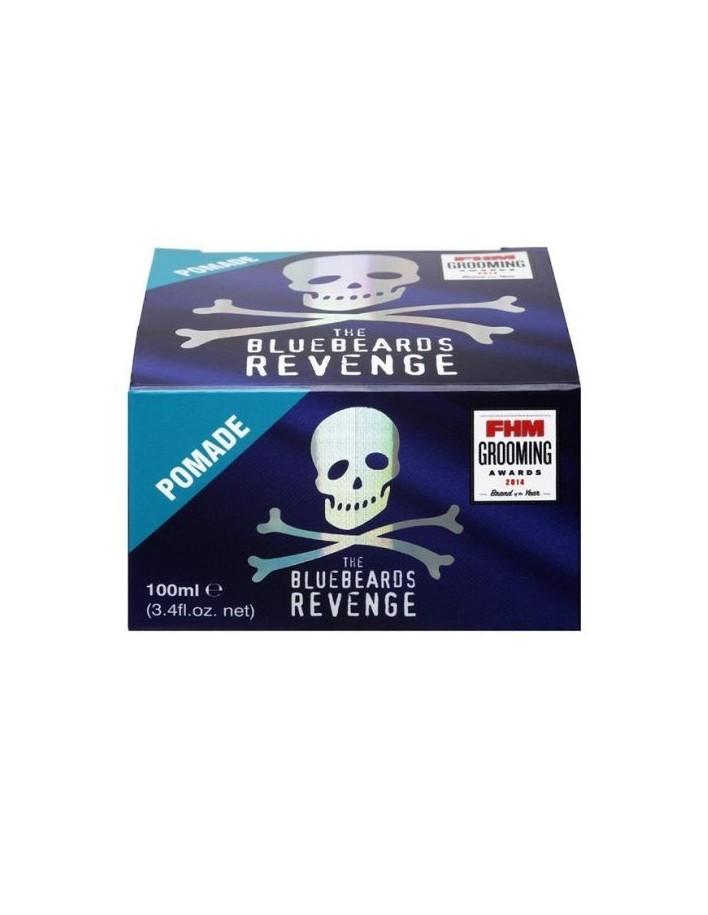 The Bluebeards Revenge Pomade 100ml 3507 The Bluebeards Revenge Strong Pomade €15.90 -15%€12.82