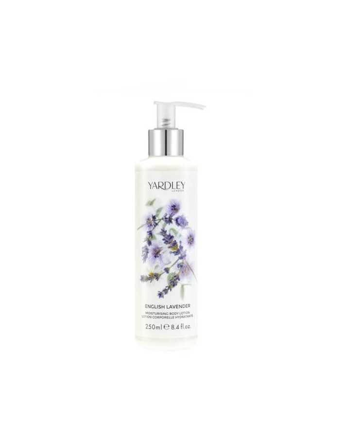 Yardley London English Lavender Body Lotion 250ml