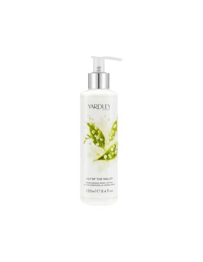 Yardley London English Lily Of The Valley Body Lotion 250ml 3539 Yardley London Lotions €9.90 €7.98