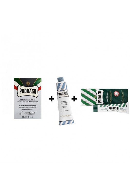 Proraso Shaving Starter Blue Pack 1808 Proraso Shaving Starter Kits €15.10 product_reduction_percent€12.18