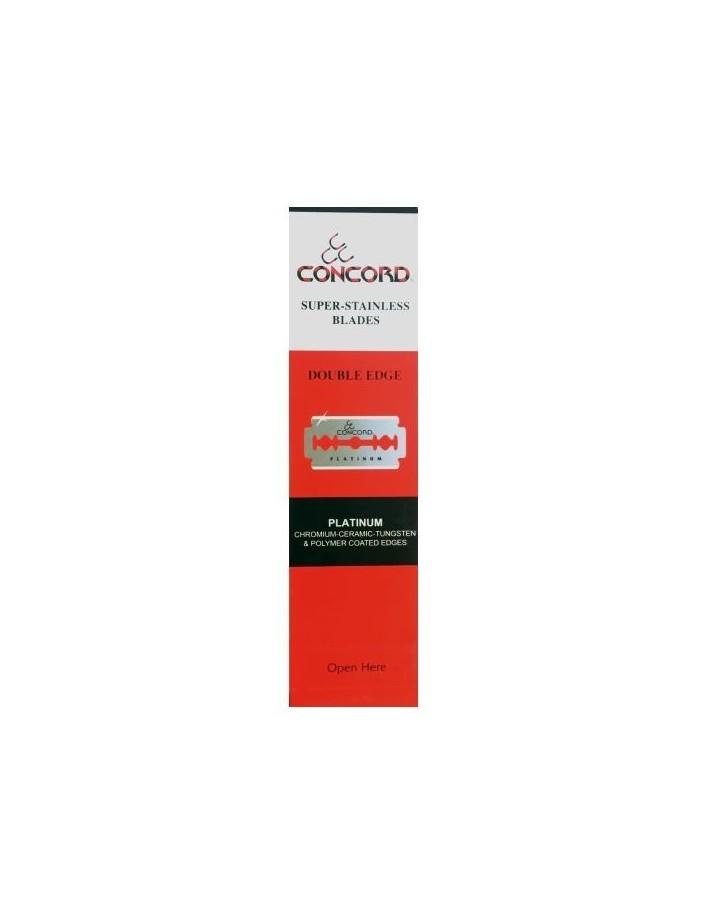 Ξυραφάκια Concord Super Stainless Pack 100 Λεπίδες 3697 Concord  Ξυραφάκια €7.00 €5.65