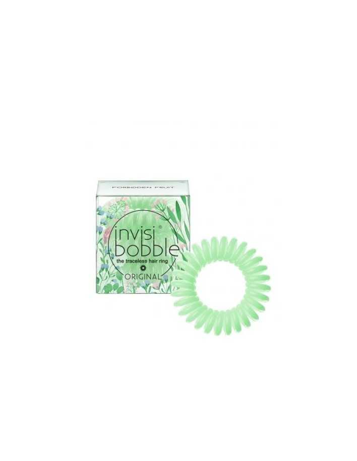 Κοκαλάκια Μαλλιών Invisibobble Traceless Hair Ring Forbidden Fruit 3x