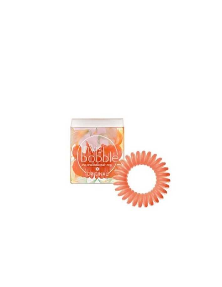 Κοκαλάκια Μαλλιών Invisibobble Traceless Hair Ring Sweet Clementine 3x