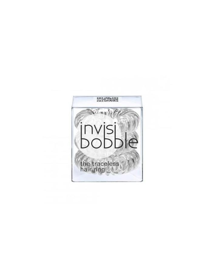 Κοκαλάκια Μαλλιών Invisibobble Traceless Hair Ring Clear 3x 1029 Invisibobble Κοκαλάκια €5.99 €4.83