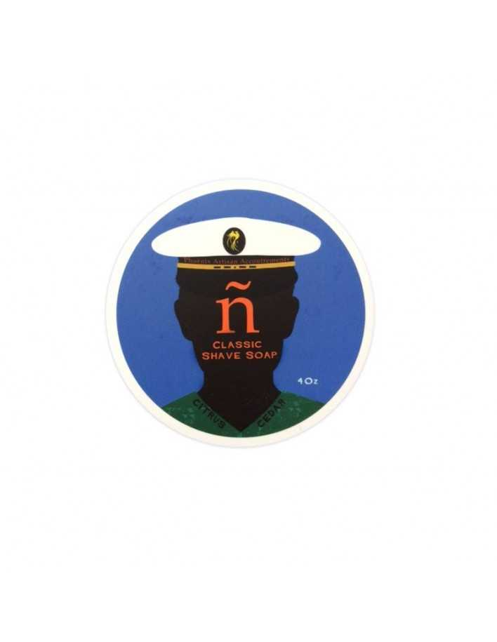 "Phoenix Artisan Accountrements ""N"" Shaving Soap 114gr 3823 Phoenix  Artisan Shaving Soap €18.90 product_reduction_percent€15.24"