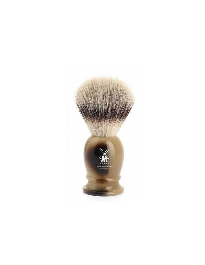 Muhle 39K252 Silvertip Fibre Synthetic Hair Horn Resin Shaving Brush 3567 Muhle Synthetic Shaving Brush €32.00 product_reduct...
