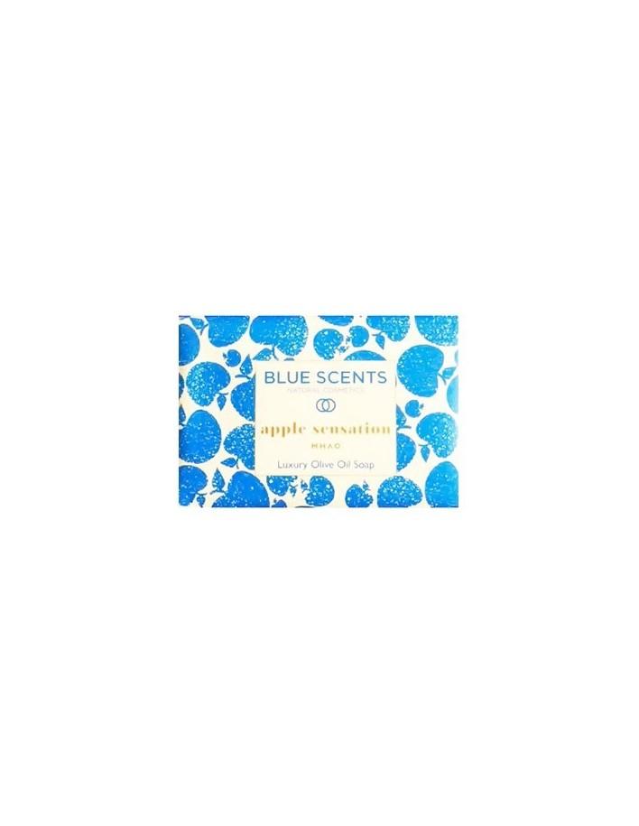 Blue Scents Σαπούνι Μήλο 125gr 3919 Blue Scents Σαπούνια €3.20 €2.58