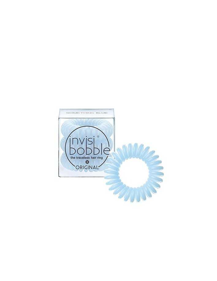 Κοκαλάκια Μαλλιών Invisibobble Traceless Hair Ring Something Blue 3x 3943 Invisibobble Κοκαλάκια €5.99 €4.83