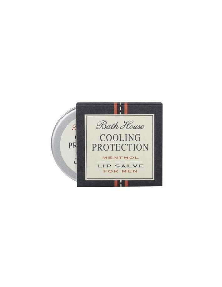 Bath House Cooling Protection Menthol Lip Salve 15gr 4147 Bath House Lipstick Balm €7.40 €5.97
