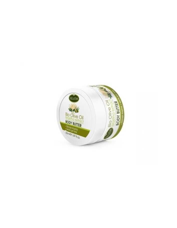 Kalliston Bio Olive & Mastiha Extract Body Butter 50ml 4169 Kalliston Butters €3.95 product_reduction_percent€3.19