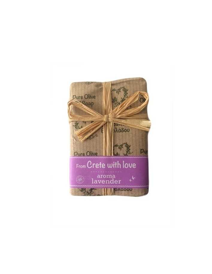 Kalliston Pure Olive Oil Soap & Lavender 100gr 4175 Kalliston Natural Care Soaps €1.00 product_reduction_percent€0.81