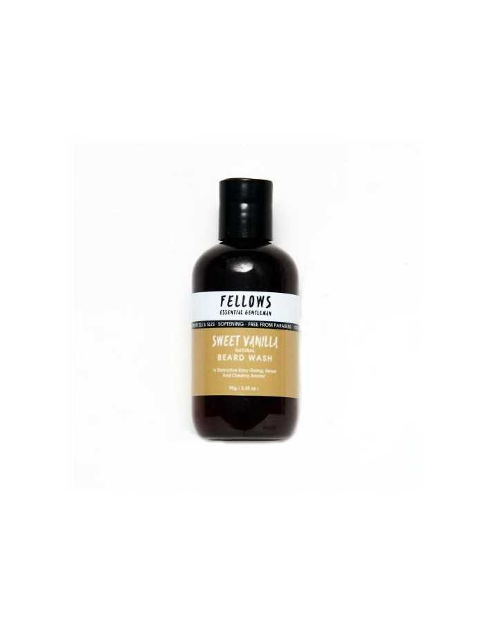 Fellows Sweet Vanilla Beard Wash 95ml 4276 Fellows Σαμπουάν Γενιών €4.90 €3.95