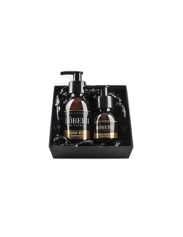 Noberu Gift Box Beard Wash 125ml & Beard Oil 60ml Feather Sandalwood 4302 Noberu Προσφορές Για Γένια €39.90 -20%€32.18