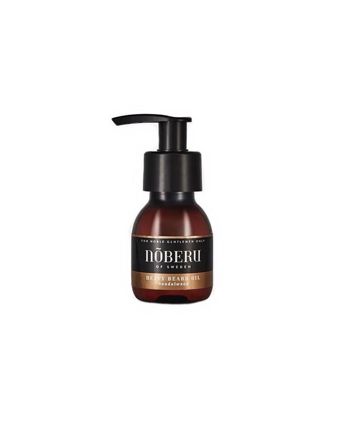 Noberu Heavy Beard Oil Sandalwood 60ml 4316 Noberu Λάδι Γενιών €27.90 -20%€22.50