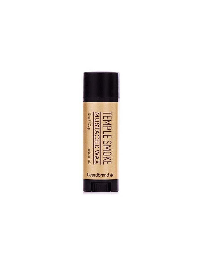 Beardbrand Temple Smoke Mustache Wax 4.25gr 4432 Beardbrand Κερί Για Μουστάκι €9.00 product_reduction_percent€7.26