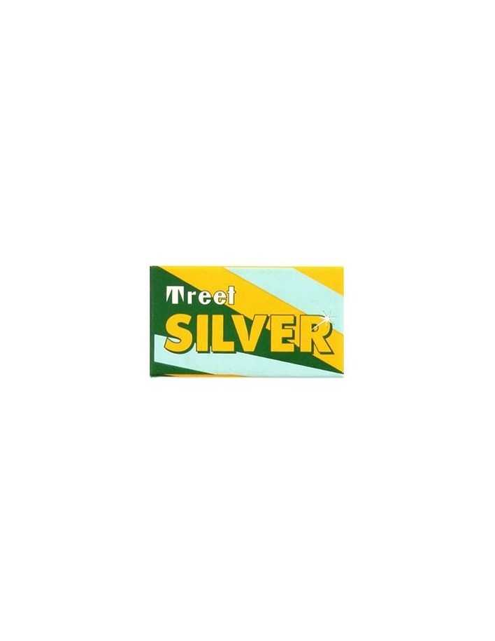 Treet Silver Pack 10 Razor Blades 1295 Treet  Razor Blades €1.10 €0.89