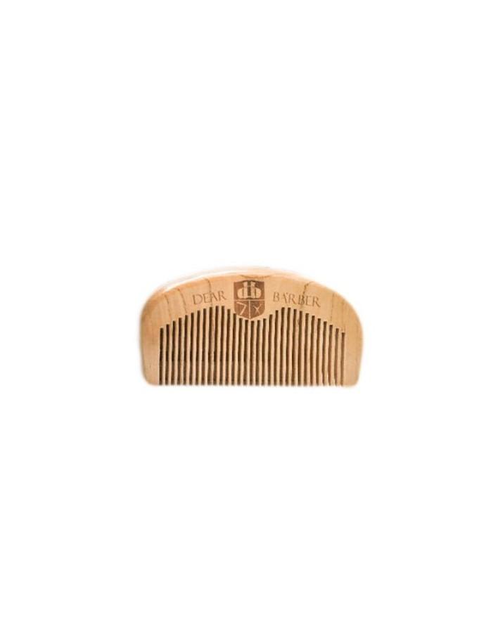 Dear Barber Apricot Beard Comb 4513 Dear Barber Beard Combs €10.90 product_reduction_percent€8.79