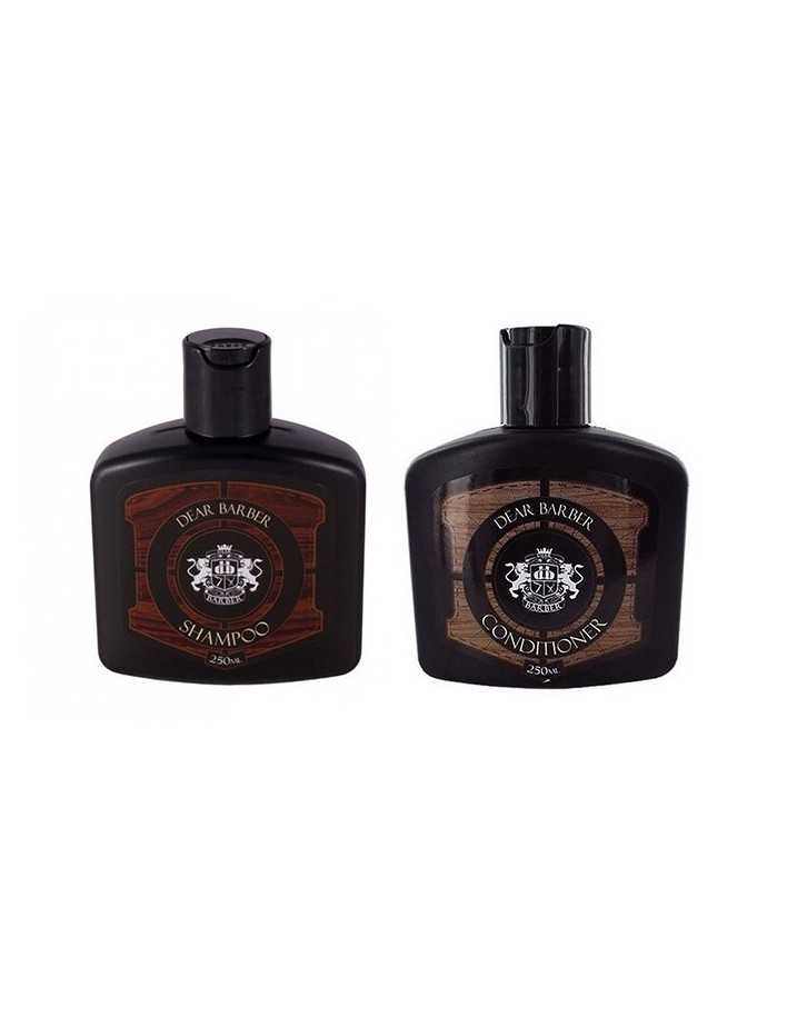 Dear Barber Pack Beard Shampoo 250ml & Conditioner 250ml 4514 Dear Barber Beard Offers €17.20 product_reduction_percent€13.87