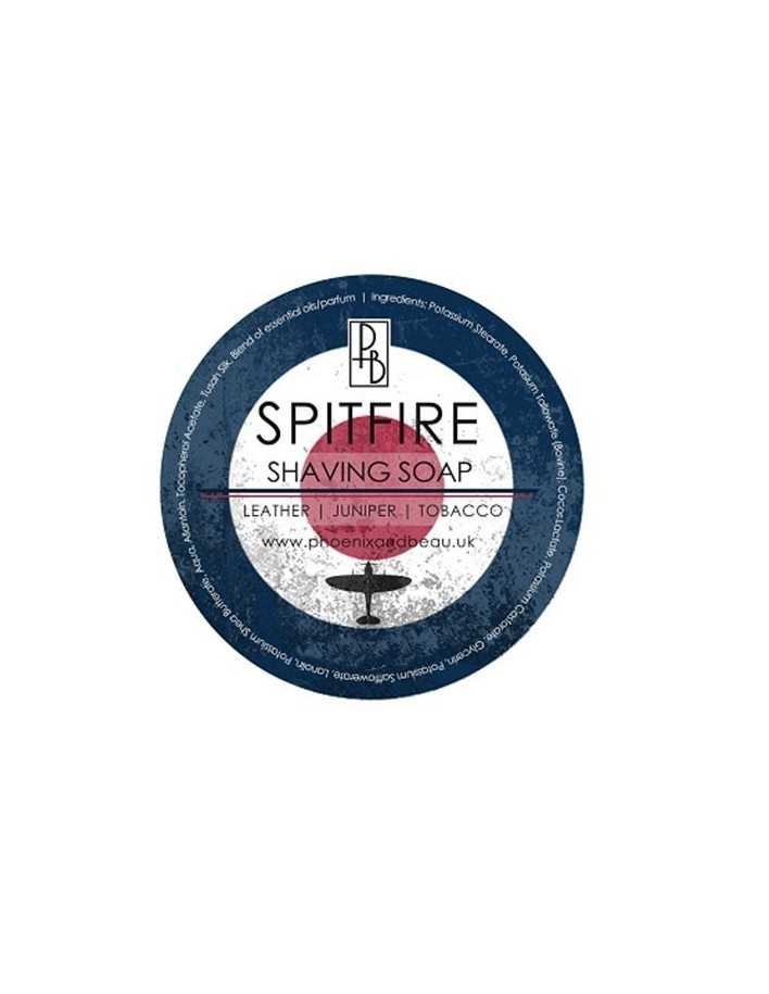 Phoenix and Beau Shaving Soap Spitfire 115gr 4608 Phoenix and Beau Σαπούνια Ξυρίσματος €14.95 -10%€12.06