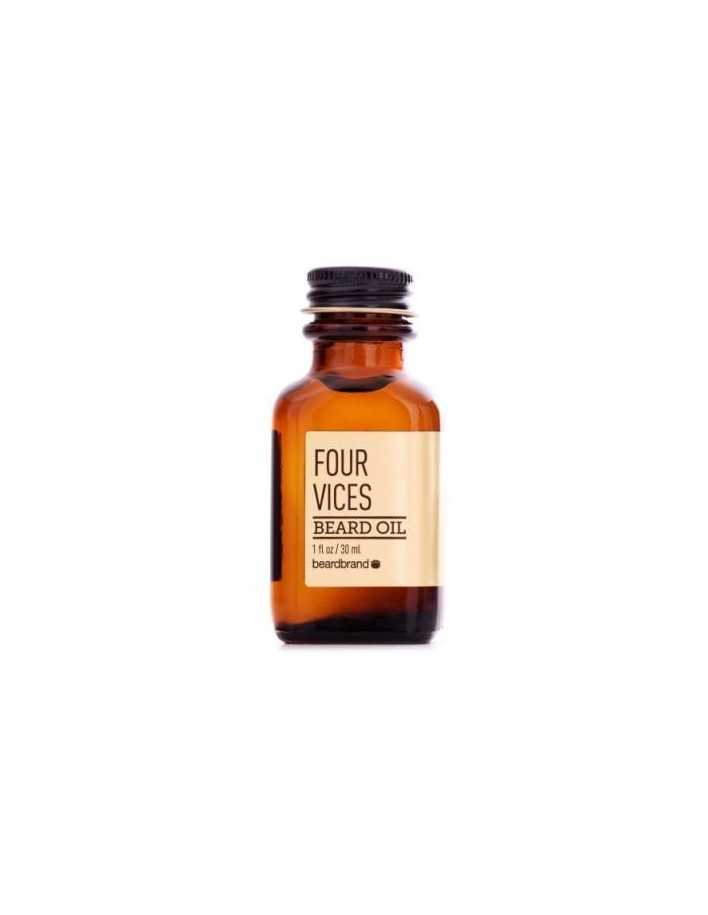 Beardbrand Beard Oil Four Vices 30ml 4648 Beardbrand Λάδι Γενιών €39.90 product_reduction_percent€32.18