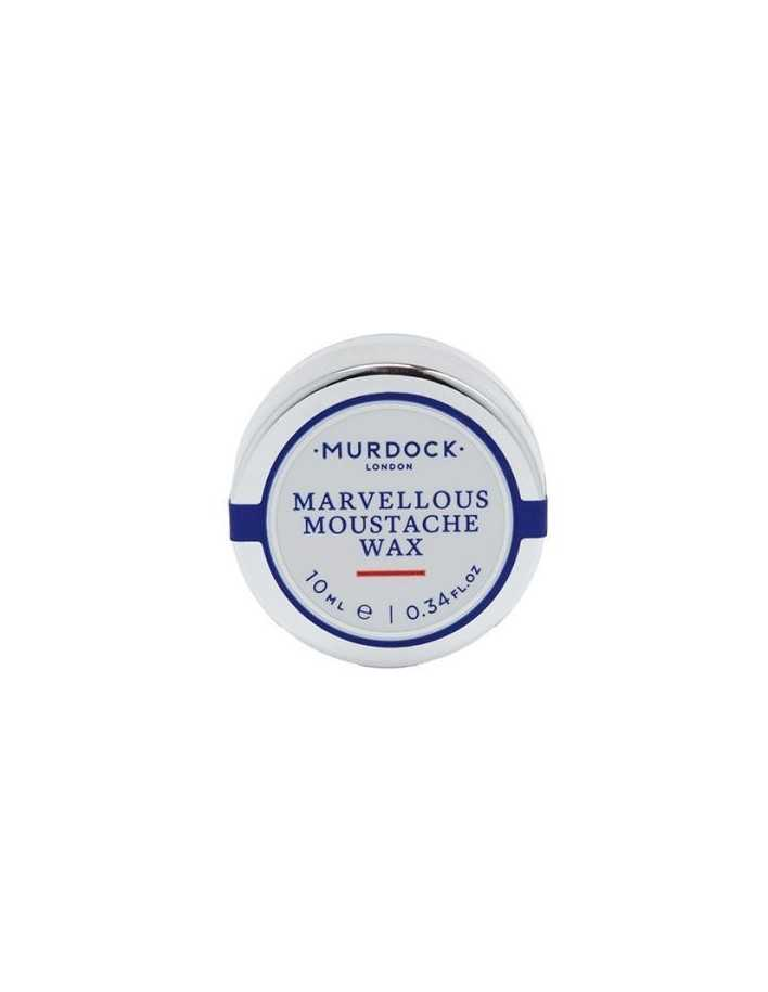 Murdock London Luxury Moustache Wax 10ml 4689 Murdock London  Κερί Για Μουστάκι €18.90 €15.24