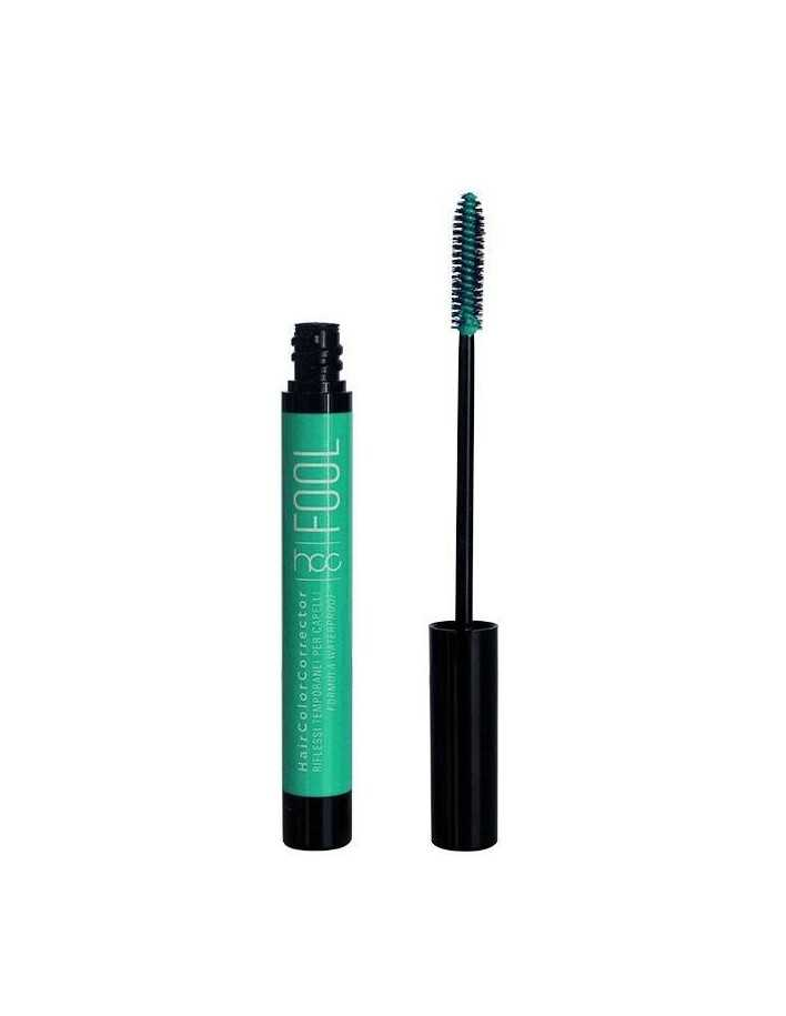 Hcc Waterproof Hair Mascara Color Corrector No 206 - Turquoise 5573 Hcc  Hair Mascara €11.90 €9.60