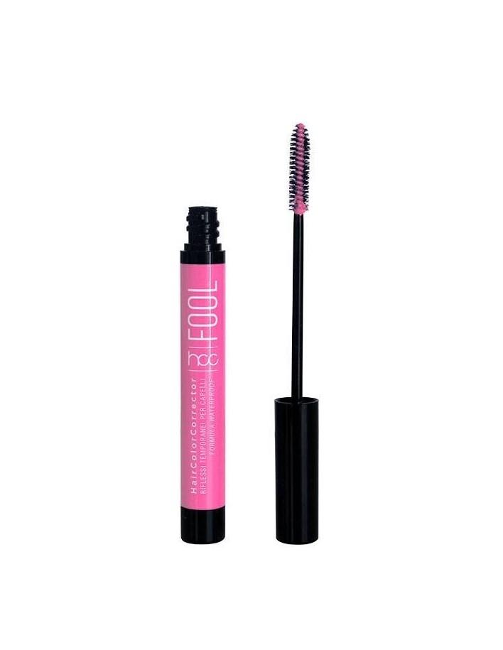 Hcc Αδιάβροχη Mascara Μαλλιών Ροζ Χρώμα No 208