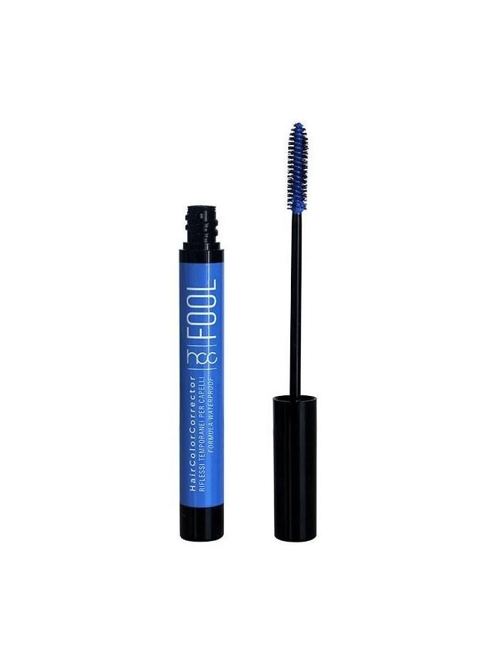 Hcc Αδιάβροχη Mascara Μαλλιών Μπλε Χρώμα No210