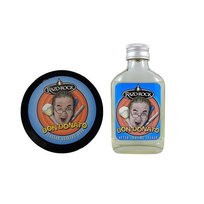 Razorock Don Donato Pack After Shave 100ml & Artisan Shaving Soap 125gr