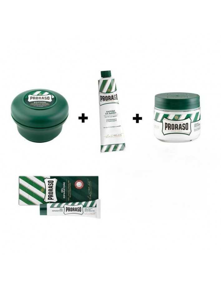 Proraso Shaving Starter Green Pack 1806 Proraso Shaving Starter Kits €17.00 product_reduction_percent€13.71