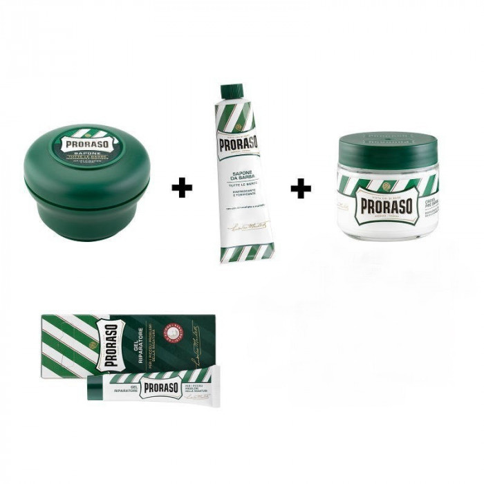 Proraso Pre and After Shave Cream 100ml