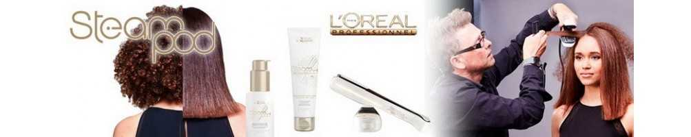Best Hair Straightener -  L'Oreal Professionnel SteamPod