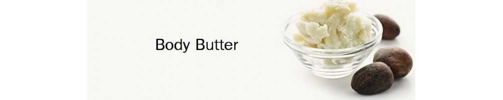 Body Butter for the ultimate skin care,