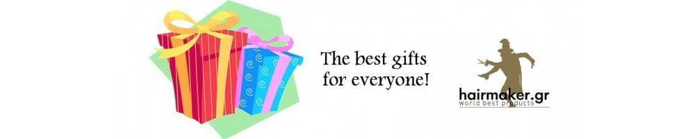 Ideas for successful and economical gifts.