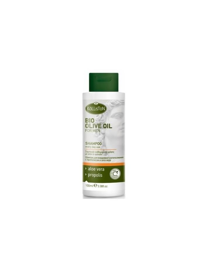 Kalliston Bio Olive Oil Shampoo For Men 100ml